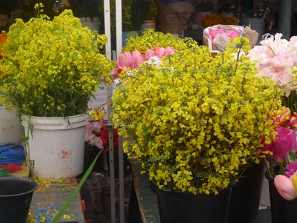 Market Flowers Two
