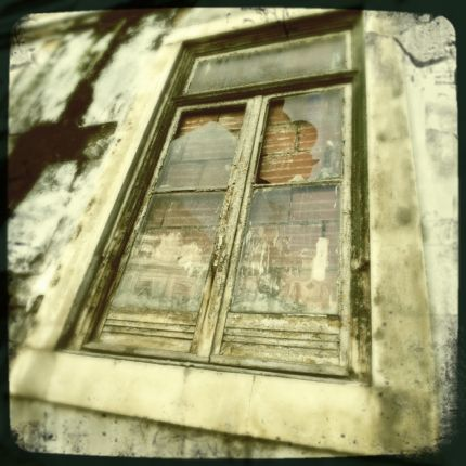 Remains: Lisbon window