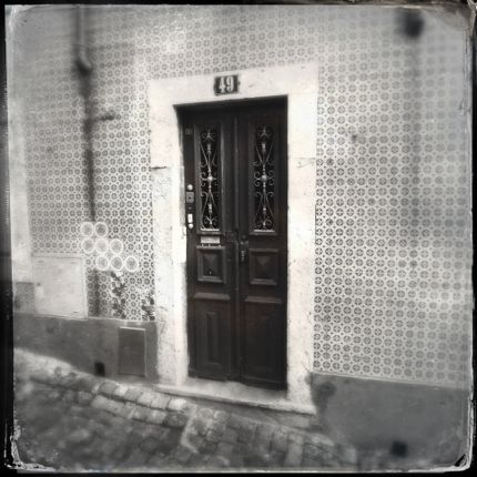 Remains: Lisbon door