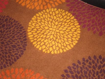 Inspiring Moment: Hotel Carpet five more minutes with website link